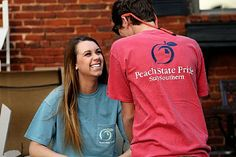 Peach State Pride Classic Pocketed T-Shirt