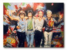 Ronnie Wood - Pop International Galleries