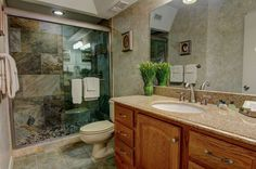 Beachfront Rentals, Port Aransas, Rental Property, One Bedroom, Coastal, Condo, Texas, Bathroom, Design