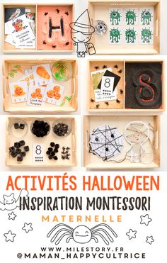 Halloween Crafts For Kids, Paper Crafts For Kids, Halloween Activities, Halloween Art Projects, Theme Halloween, October Preschool Themes, Montessori, Epiphany Crafts, Ghost Crafts