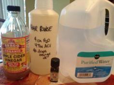 DIY hygiene products paleo