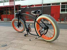 Custom Bicycle Chopper Bike