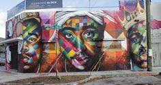 Tupac y Biggie en Miami, EEUU