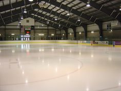 The 10 Best Ice Skating Rinks in Vermont! Union Arena