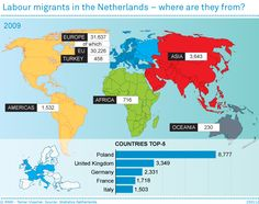 Dutch labour immigrants are mainly European | Radio Netherlands ...