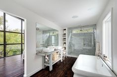 Bouldin Creek Residence Restructure Studio (14)