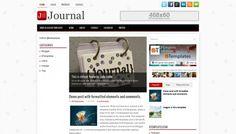 Blogger Templates, Journal, Columns, Free, Design