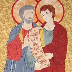3 mei: HH. Jacobus de Mindere en Filippus, apostelen en martelaren, predikers van het eerste uur.