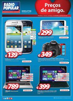Newsletter - Preços de amigo.  http://www.radiopopular.pt/newsletter/2013/99/