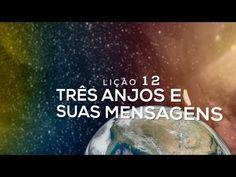 Bíblia Fácil Apocalipse - Três Anjos e suas Mensagens - YouTube
