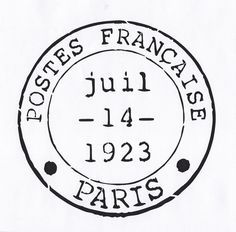 france postmark graphics - Google Search