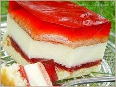 Polish Recipes, Polish Food, Cake Recipes, Bakery, Cheesecake, Food And Drink, Cookies, Dinner, Healthy