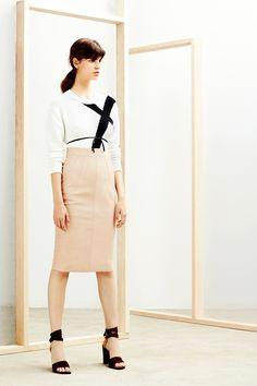 10 Crosby Derek Lam, pre-spring/summer 2015 fashion collection