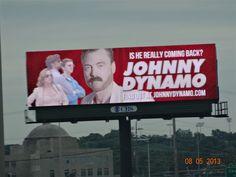 Don't miss episode 1 at www.johnnydynamo.com !