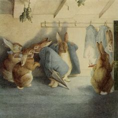 The Departure - The Rabbits' Christmas Party