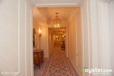 Hallways at The St. Regis New York