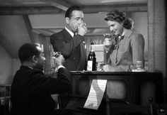 "<p>Dooley Wilson, Humphrey Bogart and Ingrid Bergman in ""Casablanca.""</p> Photo: Warner Bros. 1942"