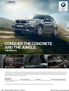 Check out BMW X5 Price in Mumbai and Indore. Infinity Cars offers BMW X5 sedan in 4 different variants.