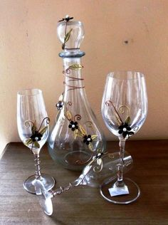 Wine Decanter, Fountain, Barware, Wine Carafe, Water Fountains, Tumbler