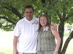 Police say that Keyes confessed to killing Bill and Lorraine Currier, pictured, who have not been seen since June 2011