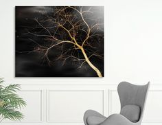 Discover «Florida Winter Tree», Limited Edition Acrylic Glass Print by Glink - From $99 - Curioos