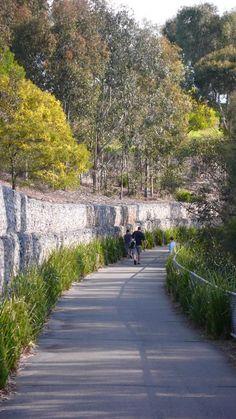 Millennium Parklands, Sydney, Australia @PWP Landscape Architecture