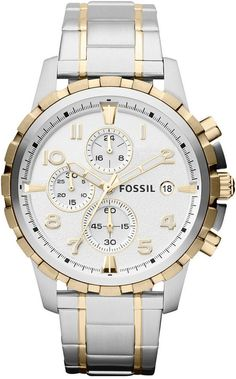 FS4795 - Authorized Fossil watch dealer - MENS Fossil DEAN, Fossil watch, Fossil watches