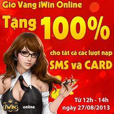 Tải game avatar – Tải game miễn phí – Game mobile » Game Iwin Nhân Đôi Giờ Vàng