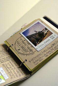15 Scrapbooks That Don't Look like Grandma Made Them via Brit + Co.
