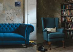 We like to think we do sofas-with-a-twist, something different to the norm. Check out our new Look book - get in touch if you see something you like! Corner Sofa And Armchair, Sofa Bed, Color Inspiration, Interior Inspiration, Sofa Workshop, Sweet Home Design, Global Design, Luxury Furniture, Love Seat