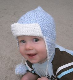 My Crochet                             I have an Etsy Shop Erin's Yarn Creations  where I sell hats and other crocheted goods here. I love...