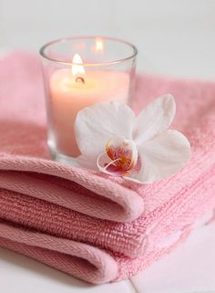 Pink spa day