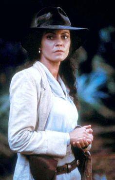 Rachel Blakely as Marguerite Krux (The Lost World TV series, 1999). #thelostworld