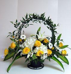 Sympathy Flowers Arrangements images & pictures - NearPics