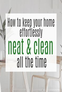 How to keep your House Neat and Clean All the Time - if you long for a tidy home that is spick and span than these are the cleaning and decluttering tips for you Deep Cleaning Tips, House Cleaning Tips, Cleaning Hacks, Spring Cleaning, Homemade Cleaning Supplies, House Proud, Clean Baking Pans, Cleaning Painted Walls, Glass Cooktop