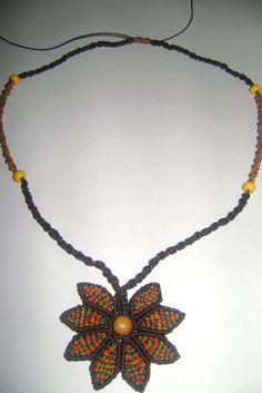 Collar de Flor :)