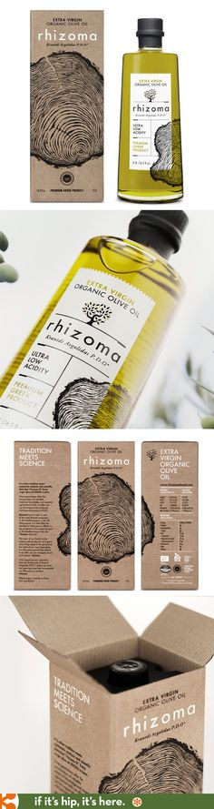 Rhizoma Extra Virgin Olive Oil