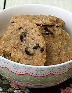Receita Fit: Cookies de Amêndoas   Blog Vida Saudável