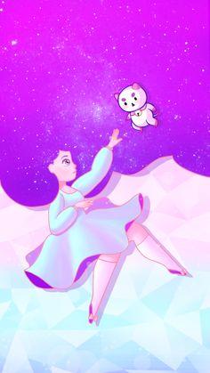 Bee and Puppycat Dream by Aquaciana on DeviantArt