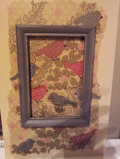 Handmade Vintage Plaquette by Funky-Junk Funky Junk, Vintage Crafts, Handmade Items, Handmade Gifts, Craft Items, Creative Crafts, Art Pictures, Gift Tags, Picture Frames