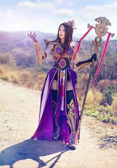 Diablo III - Wizard by Svetlana Quindt (Kamui Cosplay) - Imgur