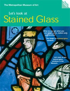 Let's Look at Stained Glass