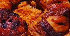 دجاج متبل ومشوي على الطريقة الايطالية       مقادير تحضير دجاج متبل على الطريقة الايطالية:   فخذ دجاح 1/4 كوب زيت الزيتون ربع كوب بندور...
