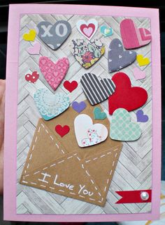「fold out heart cards」の画像検索結果 Valentine Decorations, Valentine Crafts, Valentine Day Cards, Xmas Cards, Gift Cards, Easy Paper Crafts, Diy And Crafts, Crafts For Kids, Craft Kids