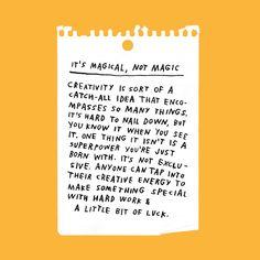 Adam J. Kurtz's New Book Is Made for Creatives by a Creative - Design Milk
