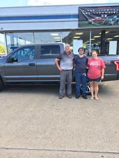 Johnny Dickens & the rest of the Turnpike Family wish to thank Mr & Mrs Cooper for their business 😉👍 #TurnpikeFord