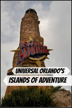 Universal Orlando's Islands of Adventure Theme Park. Did that on my first day of my two day trip to Universal Studios