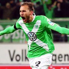 Bas #Dost #Wolfsburg