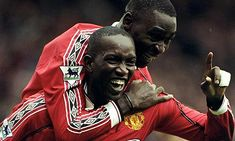 Andy Cole [95-01] & Dwight Yorke [98-02]