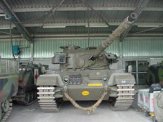 Centurion Mk.5/2 Museum collection